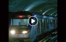 ویدیو مرد قطار جان سالم 226x145 - ویدیو/ مردی که از زیر قطار جان سالم به در برد