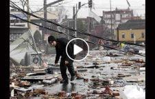 ویدیو هولناک طوفان مرگبار امریکا 226x145 - ویدیو/ لحظه هولناک وقوع طوفان مرگبار در امریکا