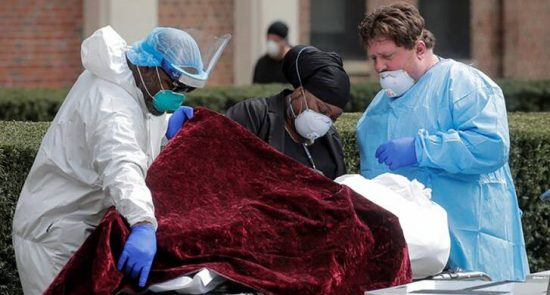 کرونا نیویارک 9 550x295 - این عامل خطر مرگ در اثر ویروس کرونا را افزایش میدهد!