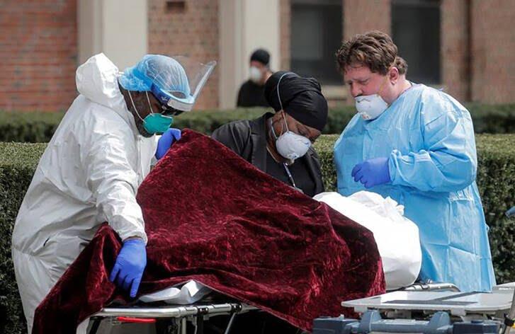 کرونا نیویارک 9 - این عامل خطر مرگ در اثر ویروس کرونا را افزایش میدهد!