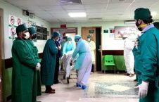 کرونا 2 226x145 - آخرین آمار کرونا در افغانستان؛ تعداد مبتلایان به ۴۲۳ نفر رسید