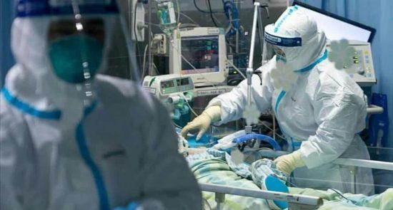 کرونا. 1 550x295 - افزایش شمار قربانیان ویروس کرونا در افغانستان