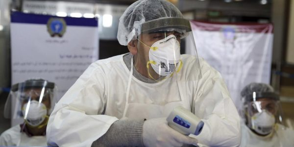 کرونا1 - ابتلای دهها تن از کارمندان صحی هرات به ویروس کرونا