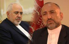 اتمر و ظریف 226x145 - گفتگوی تلفونی حنیف اتمر و جواد ظریف درباره حادثه غرق شدن باشنده گان افغان در سرحد ایران