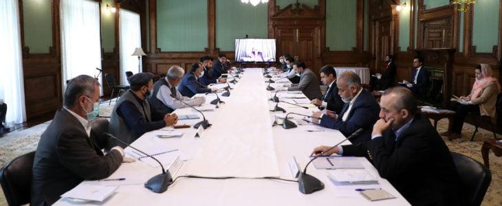 اشرف غنی استملاک و اسکان مجدد - طرح ظرفیت سازی امور استملاک و اسکان مجدد مورد تصویب قرار گرفت