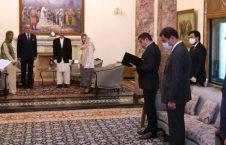 اشرف غنی روبرتو کانتون 226x145 - دیدار رییس جمهور غنی با سفیر ایتالیا مقیم در کابل