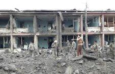 انتحاری طالبان پکتیا 2 226x145 - تصاویر/ حمله انتحاری طالبان در پکتیا