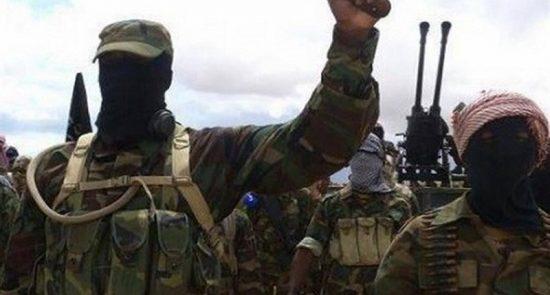 بوکوحرام 550x295 - درگیری نیروهای اردوی ملی نایجیریا با تروریستهای بوکوحرام