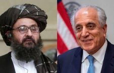 خلیل زاد ملا برادر 226x145 - بررسی سرنوشت زندانیان طالبان و حذف اعضای این گروه از لست سیاه در دیدار خلیلزاد با ملابرادر