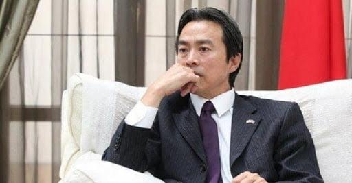 دو وی - کشف جسد سفیر چین در اسراییل