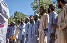 زندانیان طالبان 6 226x145 - انتقاد طالبان از سنگ اندازی ایالات متحده در روند آزادی زندانیان این گروه