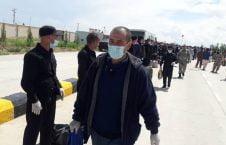 زندانی افغان ترکمنستان 1 226x145 - رهایی و بازگشت ۱۲۶ زندانی افغان از ترکمنستان به کشور