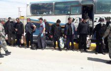 زندانی افغان ترکمنستان 3 226x145 - تصاویر/ عفو ۱۲۶ تن از زندانیان افغان در ترکمنستان به مناسبت عید سعید فطر