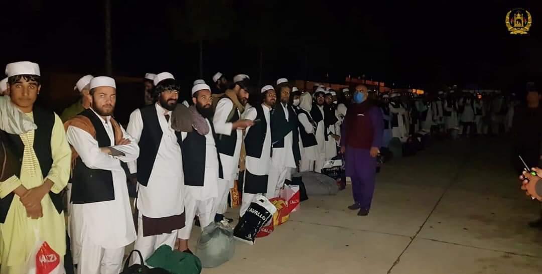 طالبان از زندان پلچرخی 6 - واکنش خبرنگاران بدون سرحد به رهایی زندانیان طالبان