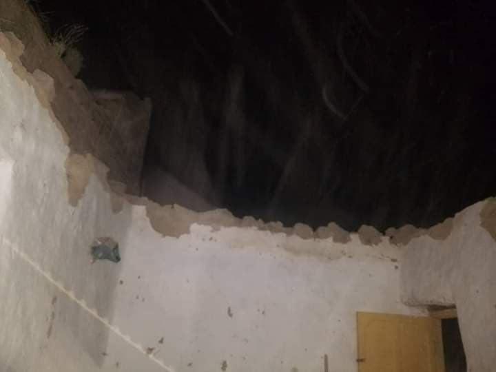 طوفان ننگرهار 1 - تصاویر/ خسارات برجای مانده از طوفان های شدید در ننگرهار