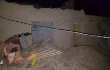 طوفان ننگرهار 2 226x145 - تصاویر/ خسارات برجای مانده از طوفان های شدید در ننگرهار