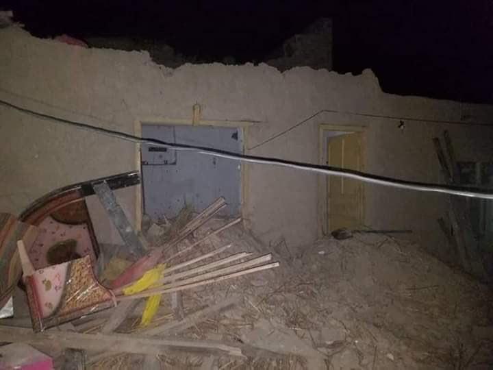 طوفان ننگرهار 2 - تصاویر/ خسارات برجای مانده از طوفان های شدید در ننگرهار