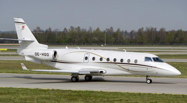 طیاره رونالدو 1 - بازیکنی که گران ترین طیاره جهان را دارد + تصاویر