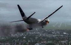 طیاره 226x145 - سقوط یک طیاره مسافربری در پاکستان