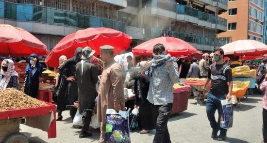 عید کابل 4 550x295 - کابل؛ غمگینترین شهر جهان!