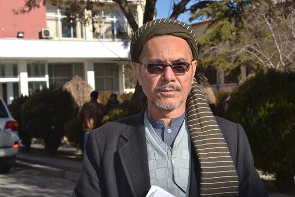 غلامحسین ناصری - اظهارات یک نماینده ولسی جرگه در پیوند به عمليات تروريستی دشت برچی