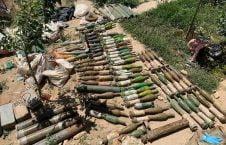 مخفیگاه داعش 4 226x145 - تصاویر/ کشف ذخیره گاه مهمات و تجهیزات داعش در کابل
