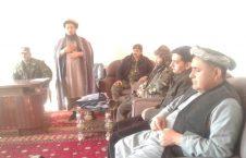 ملا اکرم 3 226x145 - تصاویر/ تسلیم شدن قوماندان طالبان همراه افرادش در ولایت فاریاب