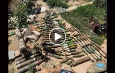 ویدیو سلاح داعش حقانی کابل 226x145 - ویدیو/ کشف سلاح و مهمات داعش و حقانی در کابل