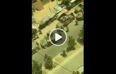 ویدیو نیرو امنیتی شفاخانه دشت برچی 226x145 - ویدیو/ حضور نیروهای امنیتی در ساحه حمله به شفاخانه در دشت برچی
