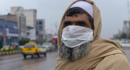 کرونا 1 550x295 - آمار مبتلایان به ویروس کرونا طی ۲۴ ساعت گذشته در افغانستان