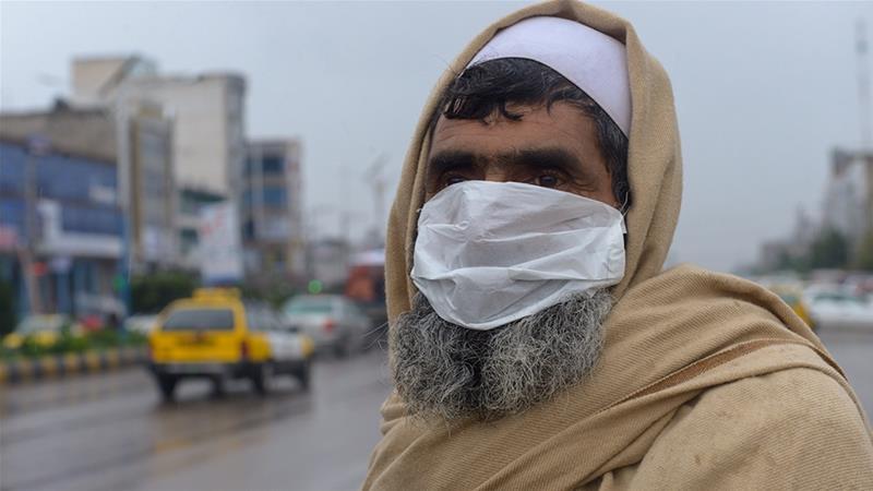 کرونا 1 - افزایش آمار مبتلایان به کرونا ویروس در افغانستان