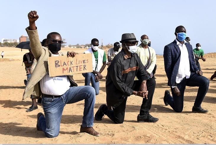 امریکا مظاهره - تداوم اعتراضات باشنده گان امریکا به نژادپرستی و خشونت پولیس