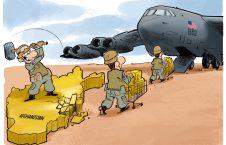 تاراج منابع 226x145 - کاریکاتور/ تاراج منابع تا به کی؟