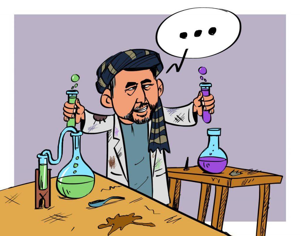 حکیم الکوزی 1 1024x806 - کاریکاتور/ دوای کوکناری!