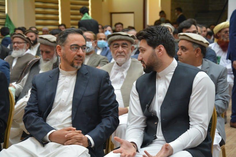 دفتر مرکزی جدید حزب جمعیت اسلامی 2 - انتقاد صلاحالدین ربانی از حذف سیاسی رقبا در حکومت اشرف غنی