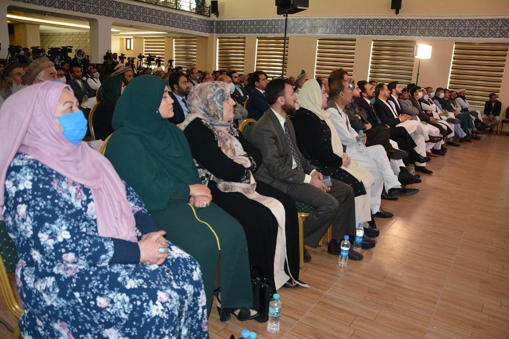 دفتر مرکزی جدید حزب جمعیت اسلامی 4 - انتقاد صلاحالدین ربانی از حذف سیاسی رقبا در حکومت اشرف غنی