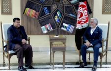 عبدالله عبدالله 2 226x145 - دیدار رییس شورای عالی مصالحۀ ملی با رییس و هیات اداری ولسی جرگه