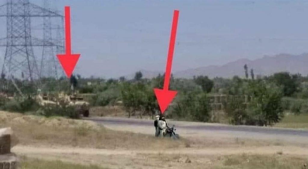 موترزرهی امریکایی 1024x564 - تصویر/ این است جهاد طالبان!