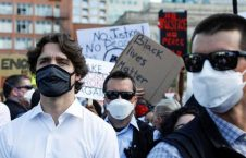 کانادا تظاهرات 226x145 - مظاهره هزاران نفری باشنده گان کانادا در اعتراض به نژادپرستی پولیس امریکا