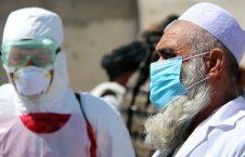 ویروس کرونا افغانستان