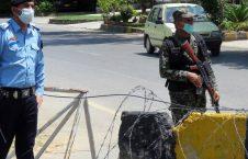 کرونا پاکستان 6 226x145 - تصاویر/ اعمال محدودیت های کرونایی در پاکستان