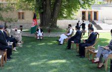 اشرف غنی جنرال مک کینزی 226x145 - دیدار رییس جمهور غنی با قوماندان ستاد فرماندهی مرکزی ایالات متحده امریکا