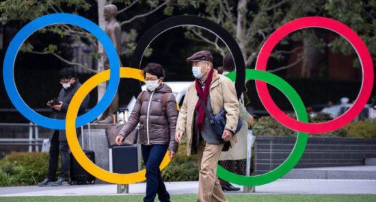 المپیک جاپان 550x295 - پروگرام خاص جاپان برای مسافران بین المللی در زمان بازیهای المپیک