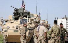امریکا کاروان 226x145 - حمله مسلحانه بالای کاروان نظامیان امریکایی در عراق