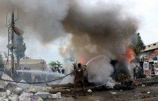 انفجار سوریه 226x145 - وقوع دو انفجار در پایتخت سوریه
