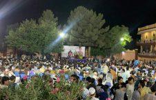 جشنواره مارشالی دوستم 2 226x145 - تصاویر/ جشنواره اعطای رتبه مارشالی عبدالرشید دوستم در جوزجان