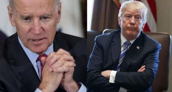 جو بایدن دونالد ترمپ 550x295 - انتقاد دونالد ترمپ از تاخیر در خروج نیروهای امریکایی از افغانستان