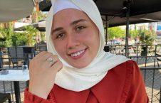 ربکا کوها 1 226x145 - قهرمان وزنهبرداری زنان اروپا مسلمان شد + تصاویر