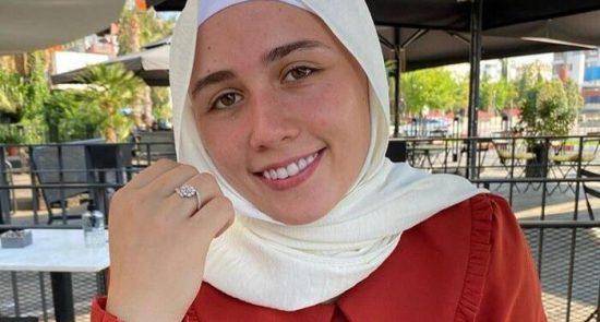 ربکا کوها 1 550x295 - قهرمان وزنهبرداری زنان اروپا مسلمان شد + تصاویر