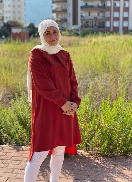 ربکا کوها 4 - قهرمان وزنهبرداری زنان اروپا مسلمان شد + تصاویر